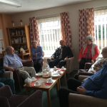 Sandy Martin MP with Bridge View Residents