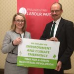 Declaring an Environment and Climate Emergency with Rebecca Long-Bailey