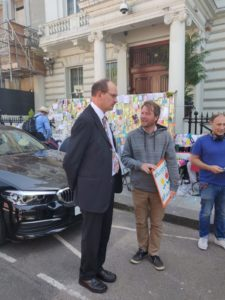 Meeting Richard Ratcliffe